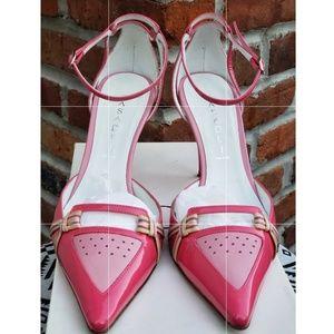 Casadei Women's Perfect Pink Pumps
